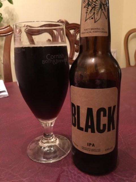 M&S Black