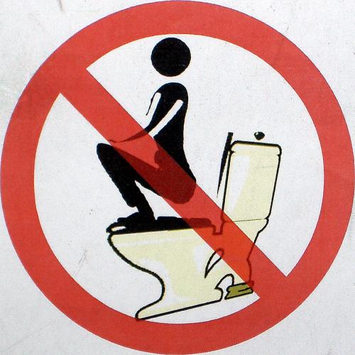 Squat-Toilets