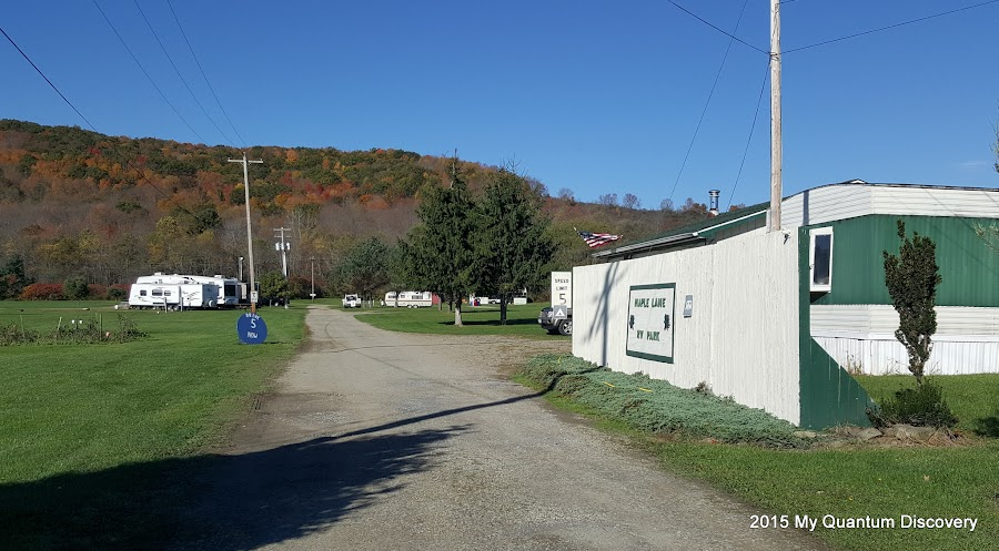 Cuba, NY – Maple Lane RV Park Review – My Quantum Discovery
