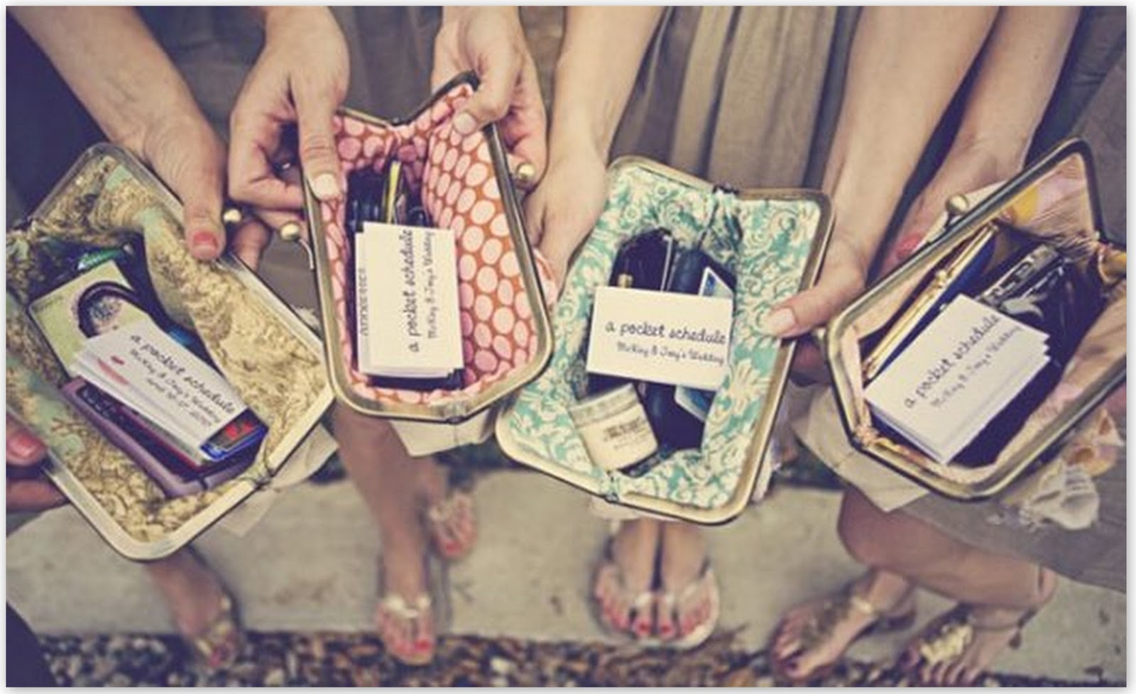 Cute Clutches For Your Bridesmaids