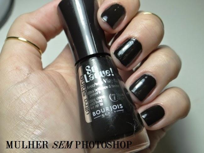 Esmalte Preto Noir De Chine Bourjois