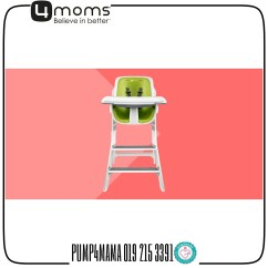 4moms High Chair Ergonomic Big And Tall Itu Ini Hidupku