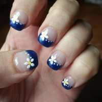 nail art looks simple and stylish 2017 - Styles 7