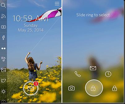 aplikasi lockscreen terbaik android