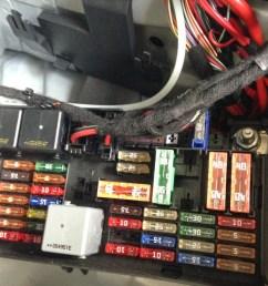 r350 fuse box rear trailer wiring question 2006 r350 mbworld org forums r350 [ 1093 x 820 Pixel ]