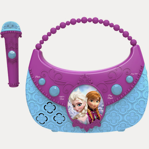 2014 Hot Toys Disney Frozen Cool Tunes Sing Along Boombox