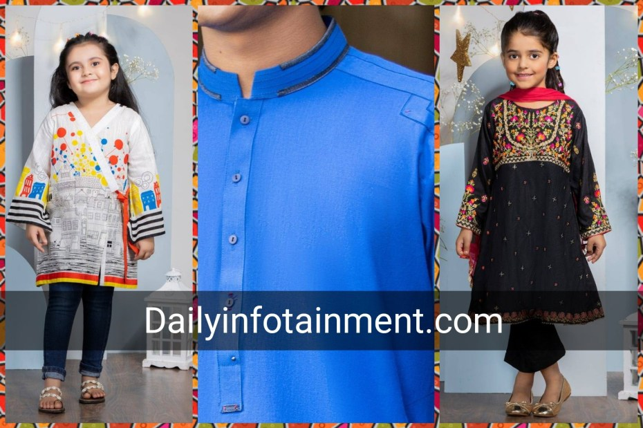 Junaid Jamshed Winter collection 2020 for Boys and Girls