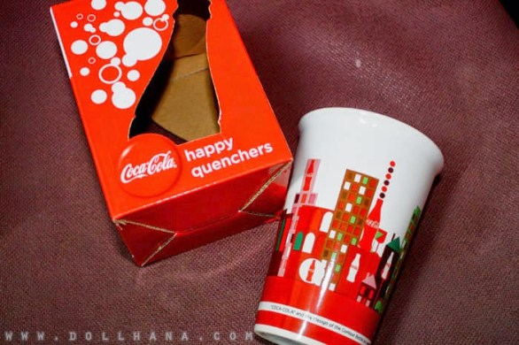 coca-cola collectible glasses coke 2015