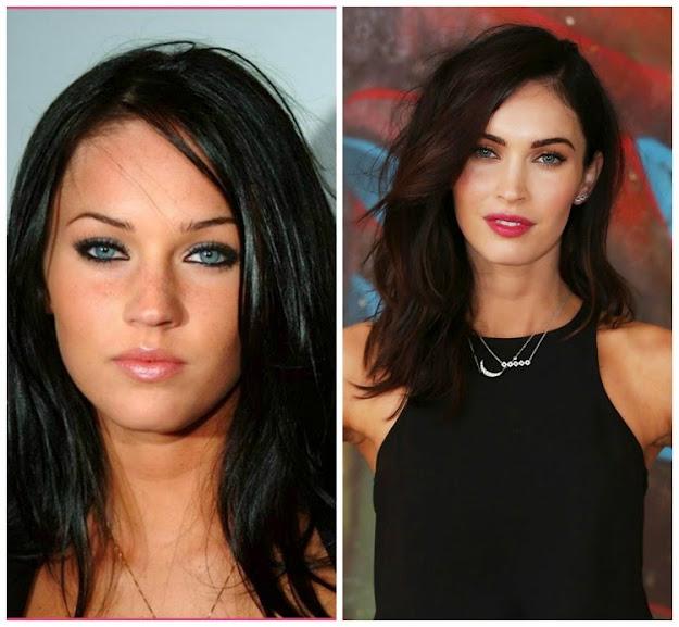 A sobrancelha faz a diferença: Megan Fox