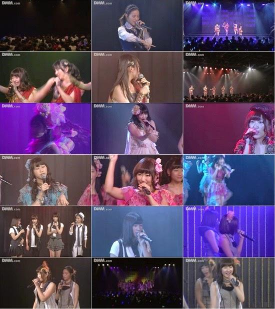 "(LIVE)(公演) NMB48 チームBII ""逆上がり"" 公演 150222 & 150302"