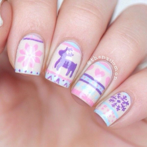 Nail Designs For Christmas 2016 Best Ideas