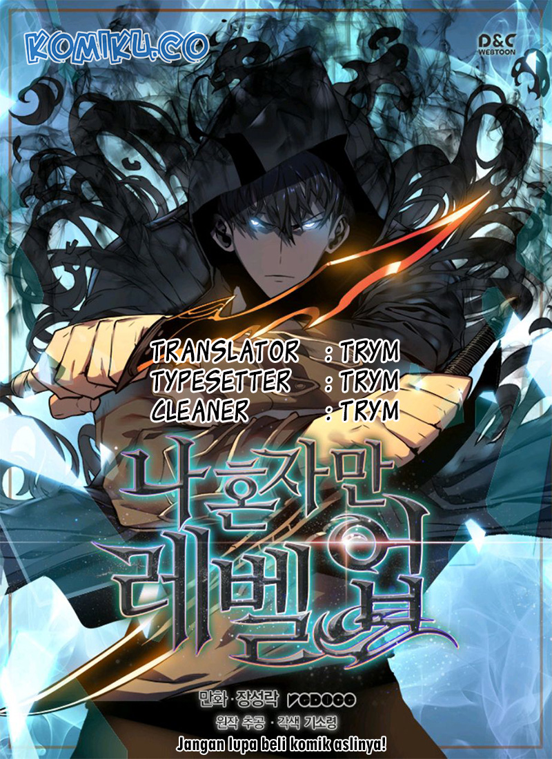 Solo Leveling Chapter 84 Indo gambar 1