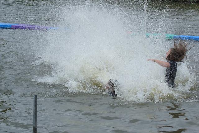 Big Jump natuurpunt voor proper water