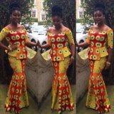 Amazing african print dresses 2017