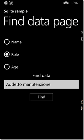 IMMAGINE 1.12 thumb11 - Parte due, Sqlite in Windows Phone 8.1