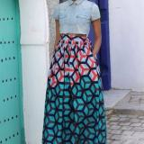 Super Stylish African Skirts 2018