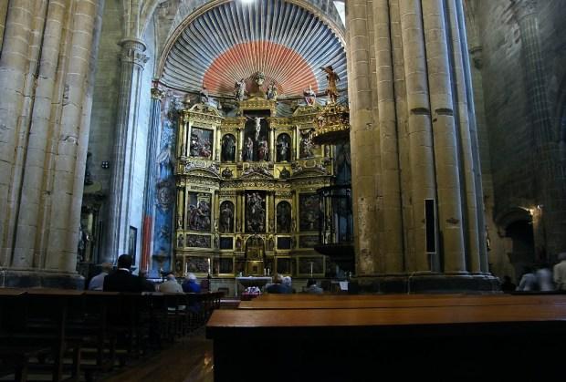 Rioja Alavesa. Iglesia de Santa María, Laguardia