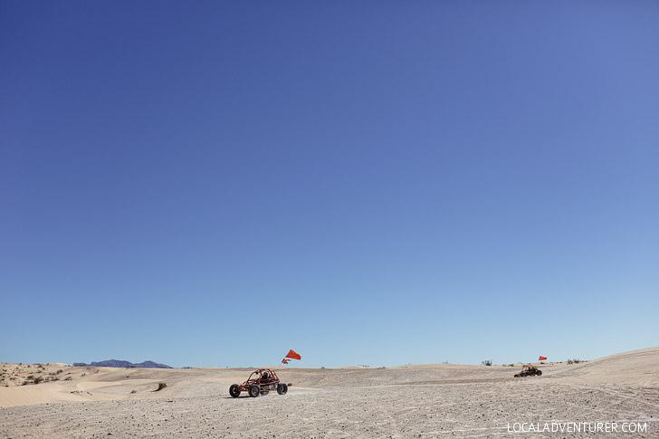 Dune Buggy Rental Las Vegas.