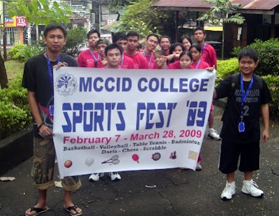 Sports Fest 09 Banner Parade