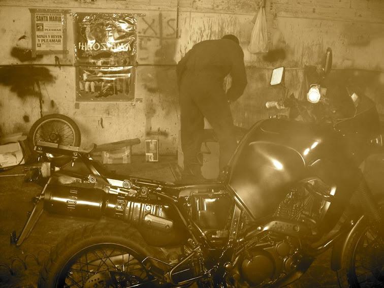 Reparaciones moto