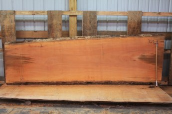 Sycamore 329-9  Length 11', Max Width (inches) 38 Min Width (inches) 31 Thickness 10/4  Notes : Kiln Dried