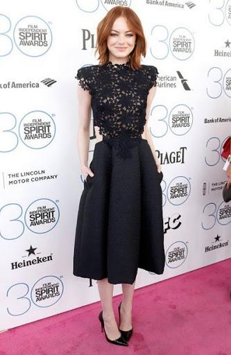 Emma Stone Weight