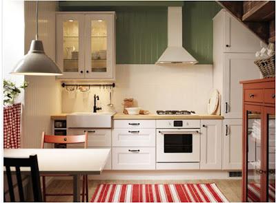 Cómo situar los electrodoméstico en la cocina.