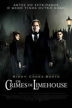 Baixar Filme Os Crimes de Limehouse (2018) Dublado Torrent Grátis