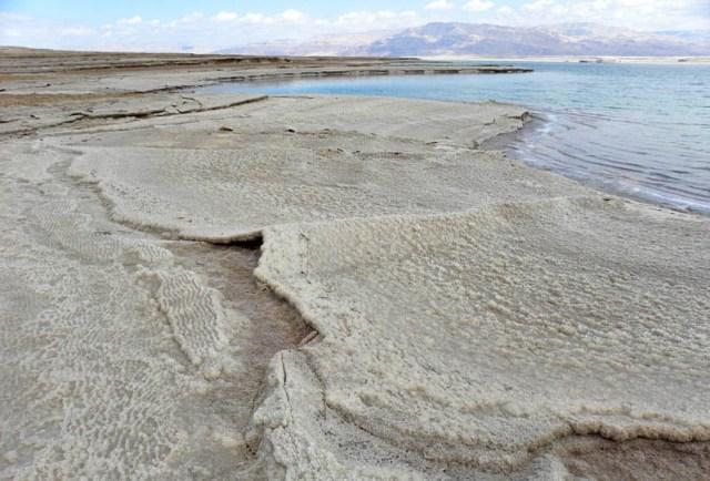 10 Hal yang Tidak Kita Ketahui Tentang Laut Mati