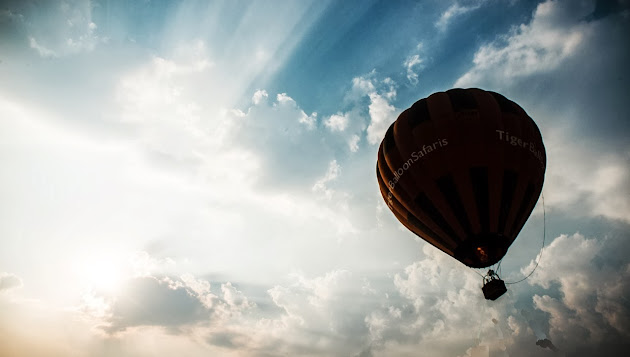 Hot Air Ballooning in Pench National Park! Are You Kidding Me?
