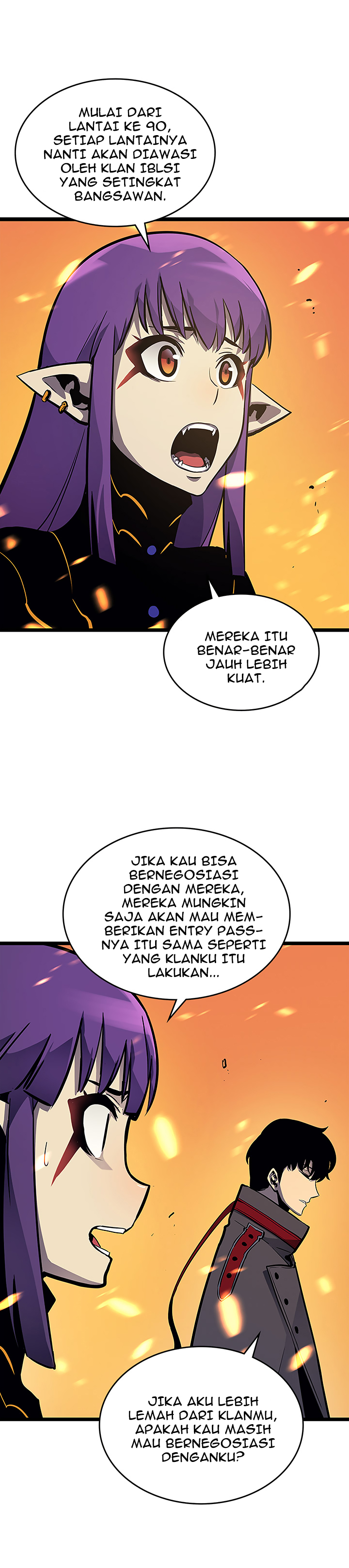 Solo Leveling Chapter 84 Indo gambar 26