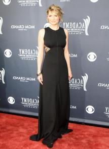 Bernadine' Carrie Underwood Wedding Dress