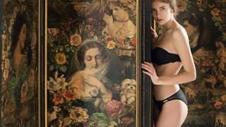 【裸愛】女人故事之一:夢幻的,小蝶