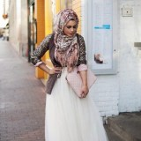 modern trends in hijab fashion 2016