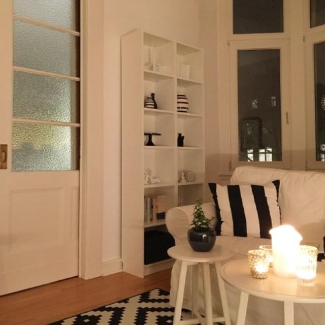 Ein paar Einblicke in unsere Wohnung