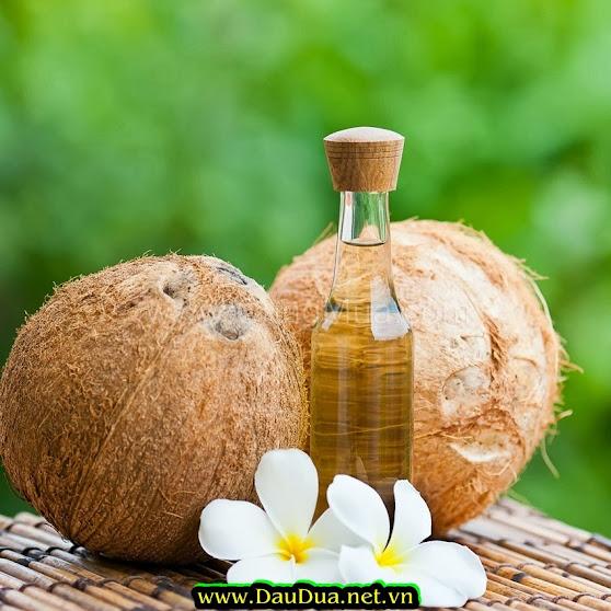 Tinh dầu dừa chữa bệnh gan