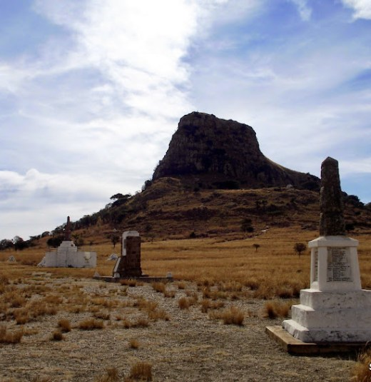 isandlwana is an imporatant and historic site on the anglo zulu war battlefields tour