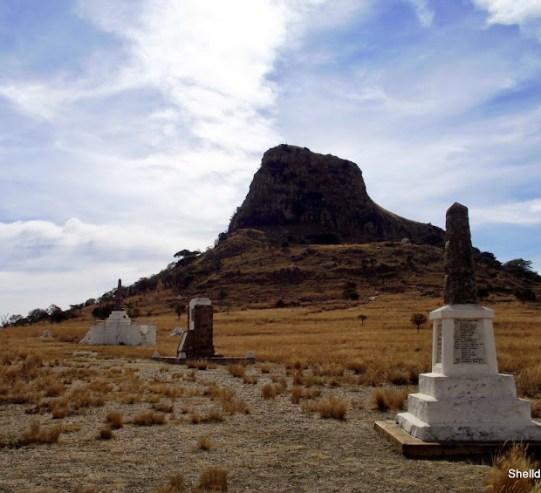Isandlwana battlefield and memorials