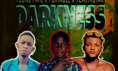 """YOUNG PATO FT PORTABLE X YEMITHSTAR """"DARKNESS"""""""