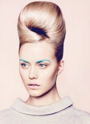 dramatic and bold hairstyles