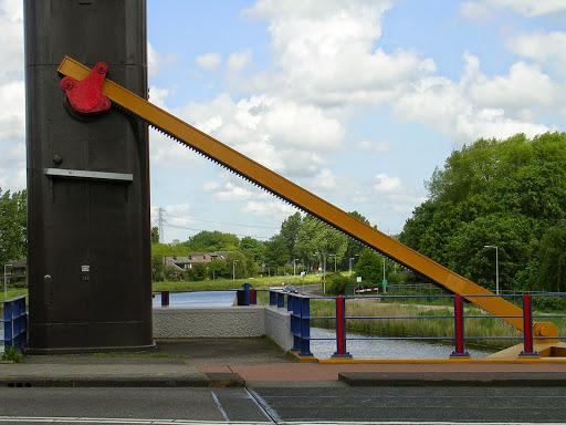 IJdoornlaanbrug over the Noord Hollands Kanaal