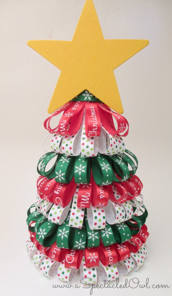 Simple And Cute Diy Christmas Trees Designs Fashion 2d