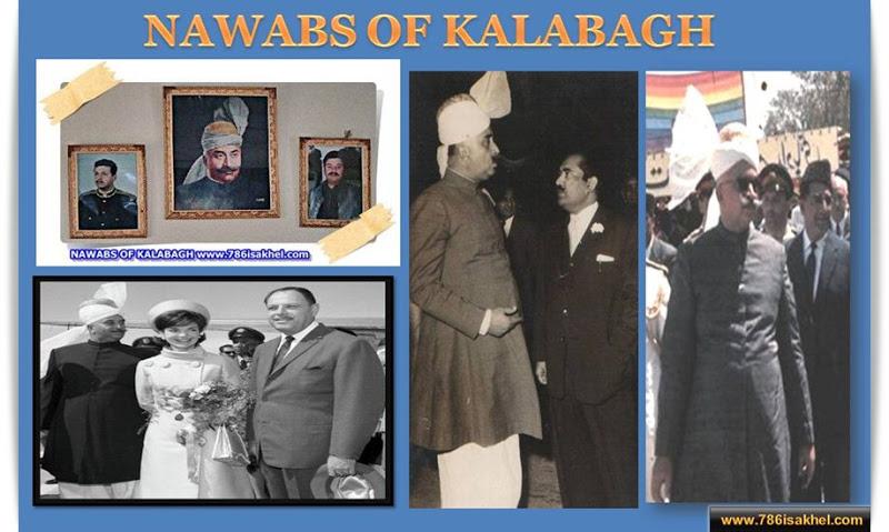 NAWAB OF KALABAGH