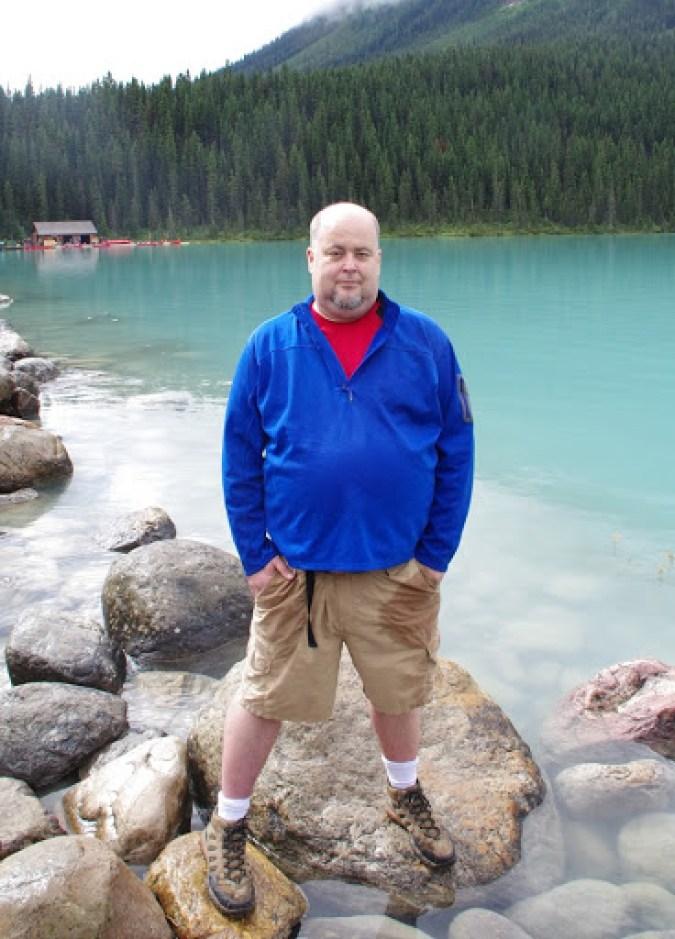 Lake Louise, Alberta in Banff National Park