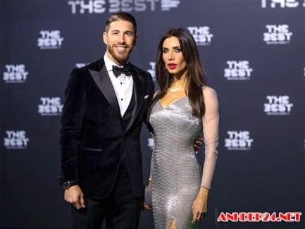 Các chân dài được bình chọn hot nhất Gala của FIFA