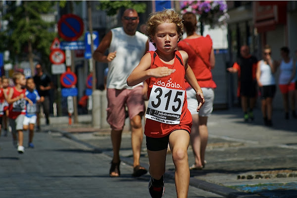 21 juli kinderloop