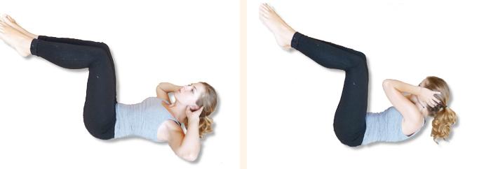 exercices de fitness, muscler ses abdos, avoir un ventre plat, meilleurs exercices pour abdos, sport