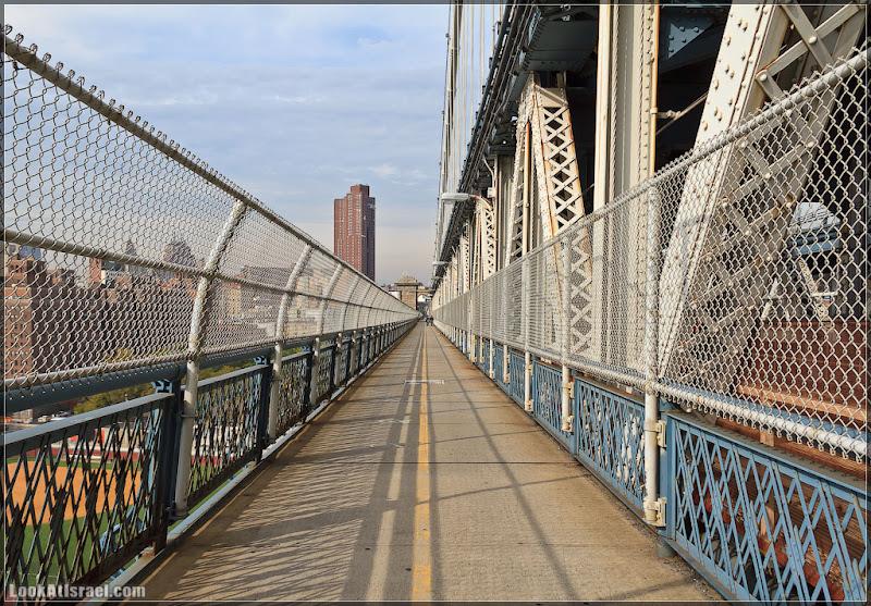 Америка 2.0 / Нью Йорк, Манхэттэнский мост