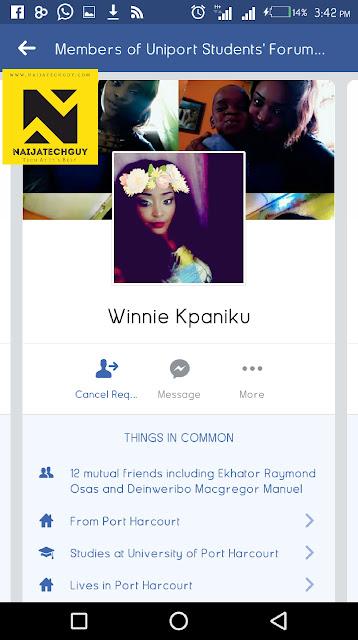 "Facebook Introduces New ""Discover People"" Menu 5"