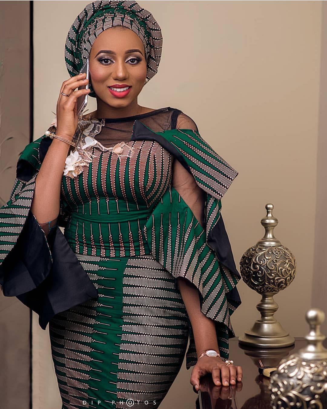 Naija Latest Fashion Styles
